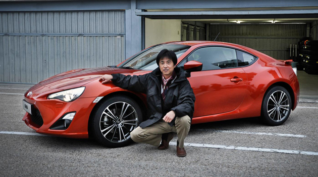 Toyota GT86 and its creators are honoured at the Vehicle Dynamics International Awards.