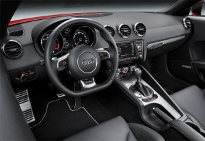 Added Intensity for the New 174mph 360PS Audi TT RS PLUS