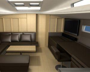 Aureus unveils its new 15 metre Maxi Yacht Compact concept.