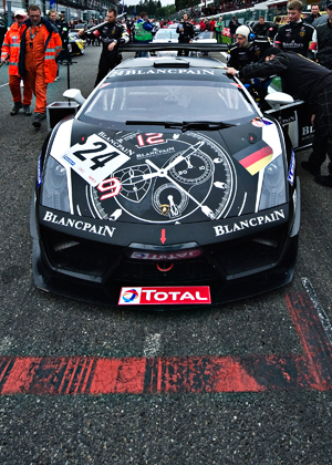 Blancpain supports the Monaco Association Against Muscular Dystrophy (AMM).