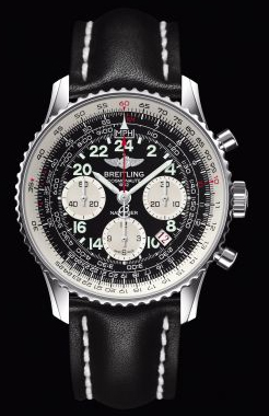 The Breitling Navitimer Cosmonaute Celebrates the 50th Anniversary of the first spacegoing wrist chronograph.