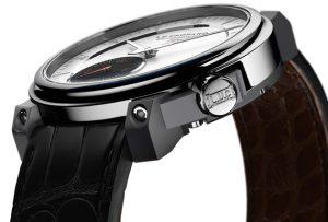 The Chopard L.U.C 8HF wrist watch. A new landmark in watchmaking history.