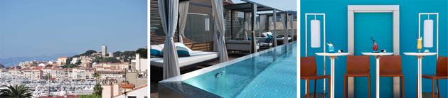 Design Hotels™ presents five cool rooftops to indulge in leisure and enjoy some sun-fueled chill-out sessions.