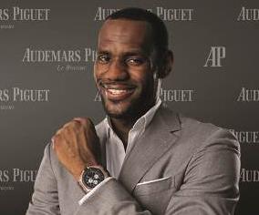 Audemars Piguet congratulates its Ambassador LeBron James on his Most Valuable Player award. 1