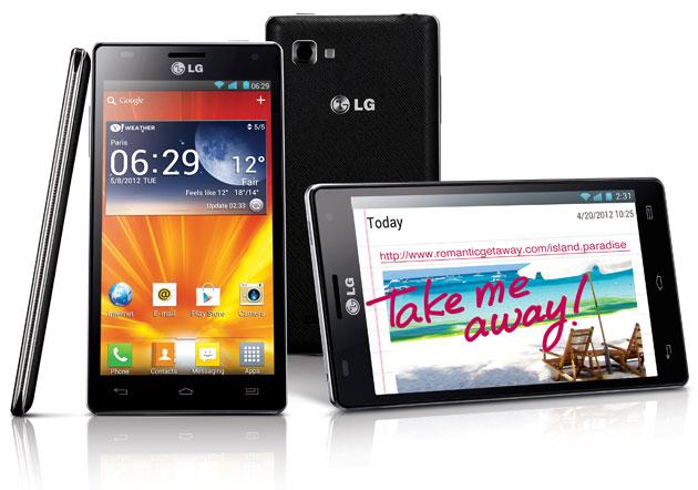 LG announce that the Optimus 4X HD Quad Core Smartphone will be available next month.