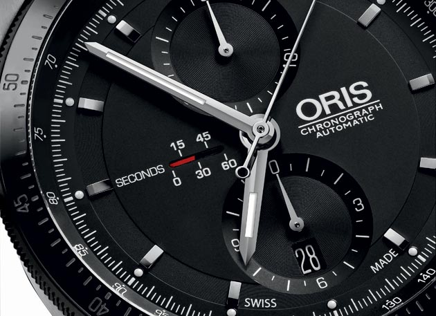 The ORIS Artix GT Chronograph watch - A Day at the Races.