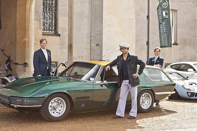 Salon Prive, the luxury Supercar Event * Concours d'Elegance is set for greatest line-up yet in 2012