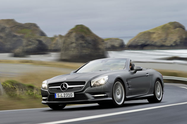 Mercedes-Benz announces UK pricing for the sixth generation of its SL-Class.