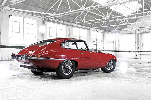 Jaguar is once again set to support and participate in the Eifel Klassik 2012 in June.