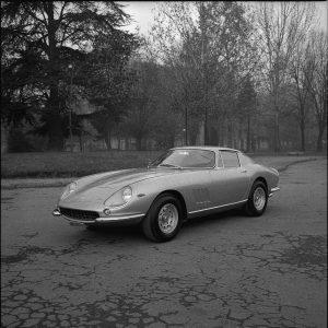 Ferrari Classiche take delivery of a Maranello Icon, Steve McQueens 275 GTB4.