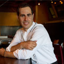 Chef James Lewis of Bettola
