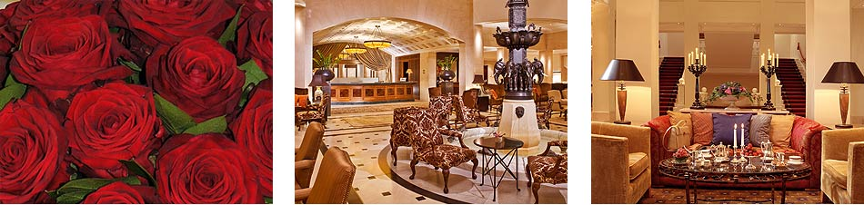 Seven Stars and Stripes visits the Iconic Hotel Adlon Kempinski in Berlin, Germany.