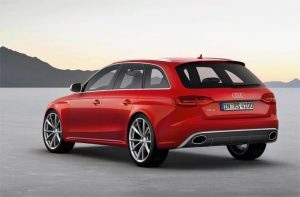 The All-New Audi RS 4 Avant takes practicality to even greater extremes.