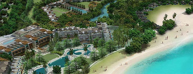 Banyan Tree to launch its first and Vietnam's first world-class integrated resort - Laguna Lang Co.
