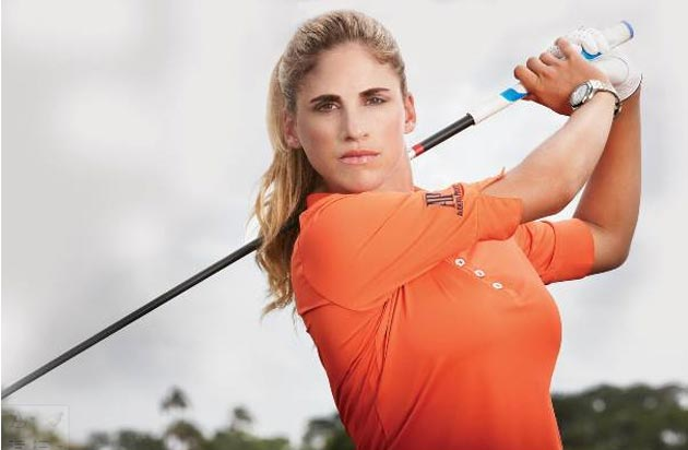 Belen Mozo joins the Golf Ambassador team at Audemars Piguet.