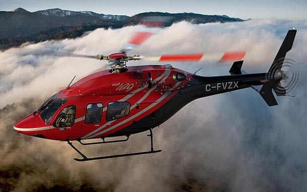 Bell Helicopter has Signed an Agreement to Open their First Flight Training School in China.