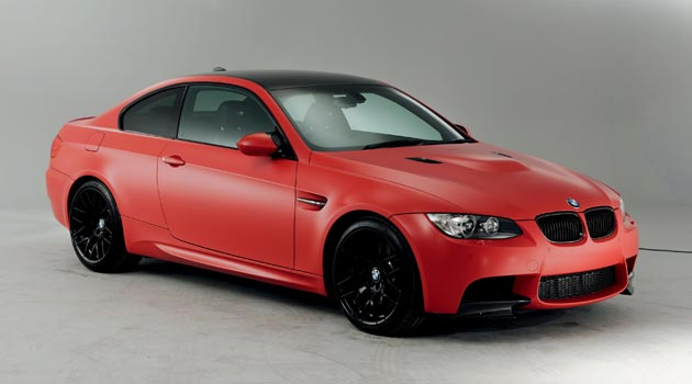 The New BMW M3 And M5 M Performance Limited Editions In Fronzen Paint Colours