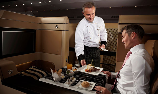 Etihad Airways in-flights Chefs triumph at 2012 Asia-Pacific Onboard Travel Chef's Competition.
