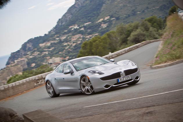 Fisker Automotive expands European dealer network to meet growing demand.