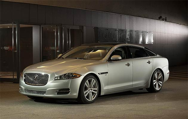 Jaguar has announced details of its 2013 model year generation the Jaguar 13MY XJ.