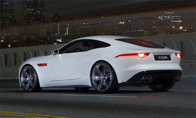 The Jaguar C-X16 Concept has been recognised by motoring press for its stunning design.