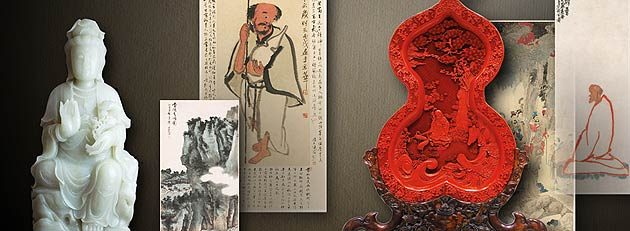 Jumeirah Himalayas Hotel Shanghai launches its Lobby Art Tour.