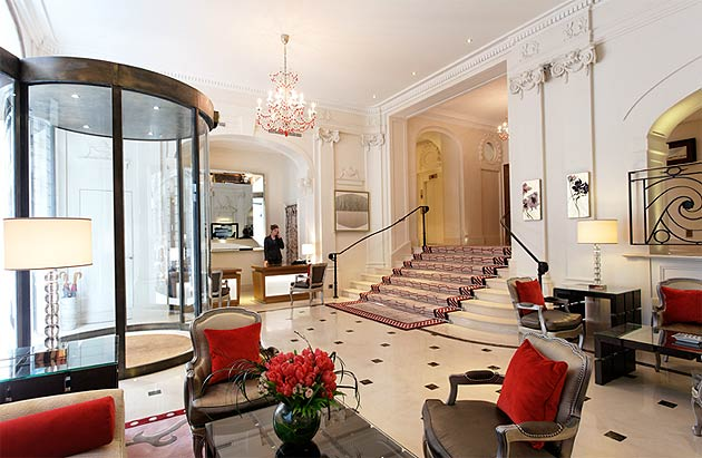 Thirteen selected preferred hotels offer you a chance to for Hotel france spa