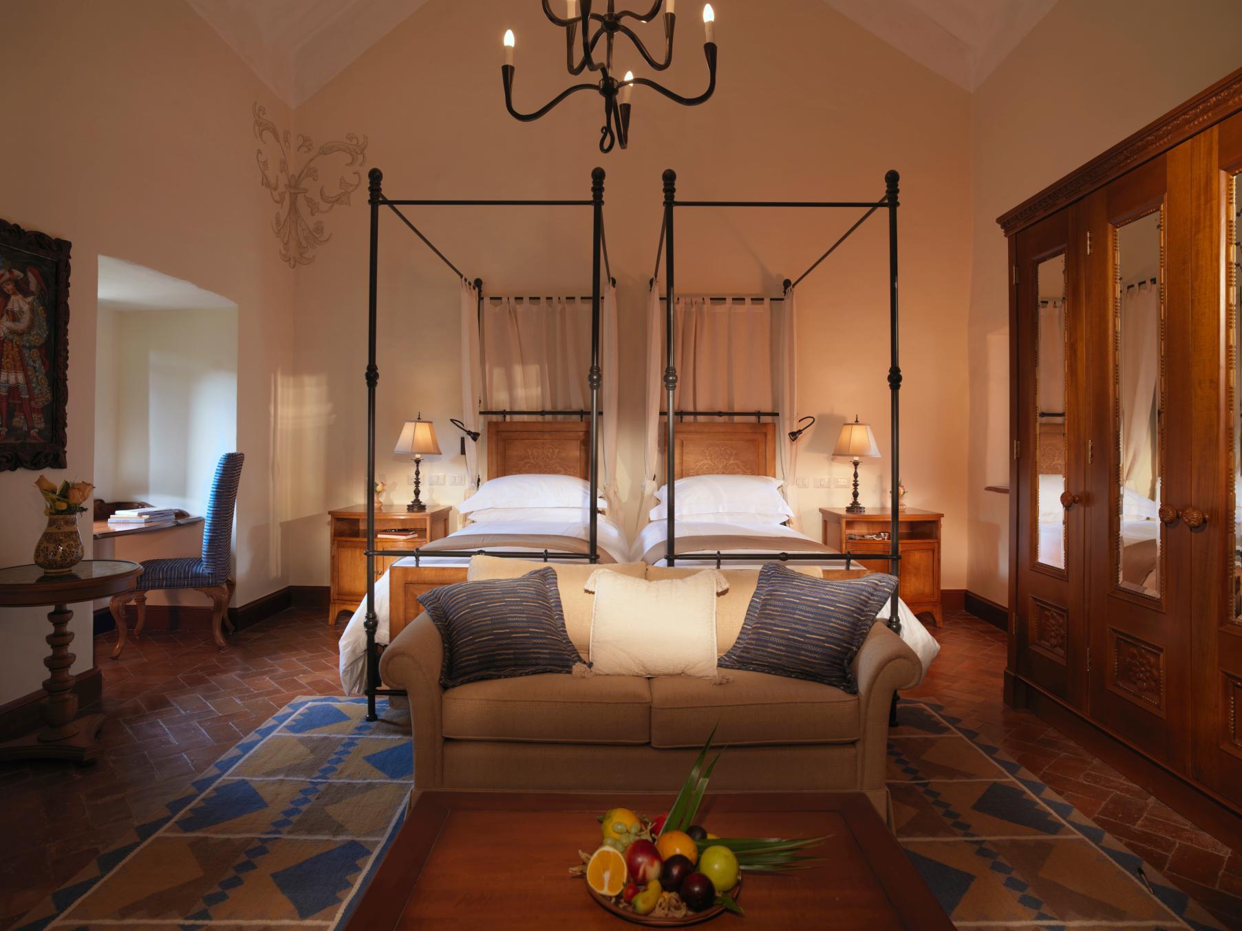 Belmond opens the luxurious doors to Palacio Nazarenas in Peru