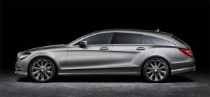 The Mercedes-Benz CLS Shooting Brake - Independence at its most beautiful.