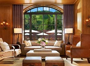 St Regis Aspen has opened the Chefs Club by FOOD & WINE.