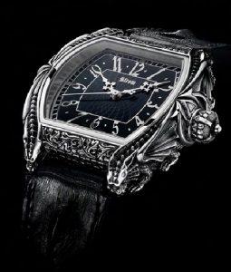 The Daniel Strom Draco Watch.. fantasy and wonder.