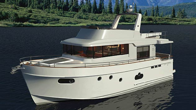The Beneteau Swift Trawler 50 continues the company's revolution in the Trawler segment.