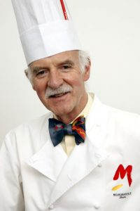 Iconic Chef Anton Mosimann OBE