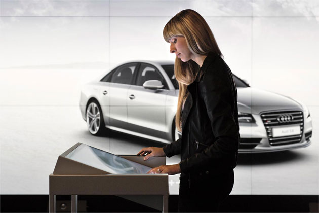 Audi is preparing automotive retail for the future and complementing its dealer network with a new format – Audi City. The first location has opened in London close to Piccadilly Circus.