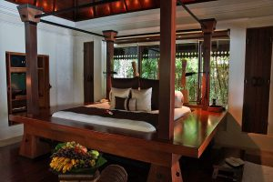 Inside the Villas at The Estates at Pangkor Laut