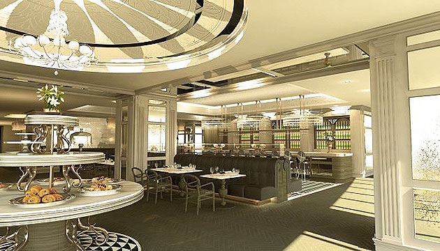 Jumeirah at Etihad Towers brings a slice of France to Abu Dhabi with opening of Brasserie Angélique.