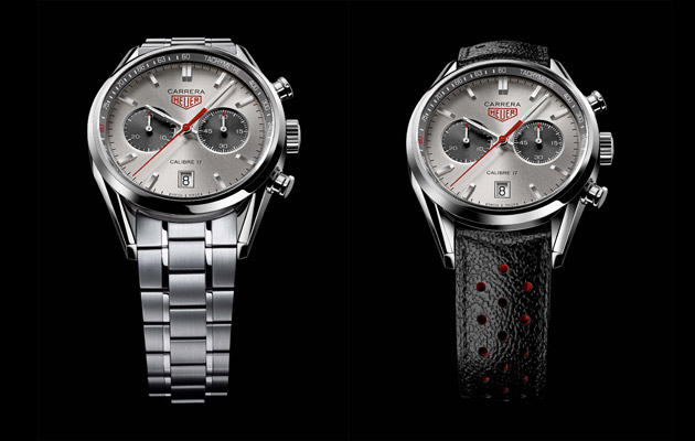 Tag Heuer Carerra Calibre 17 Jack Heuer 80th Birthday watch.