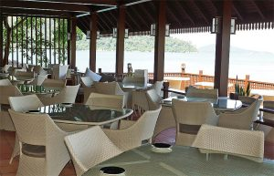 Fishermans Cove Fine Dining Resturant at Pangkor Laut