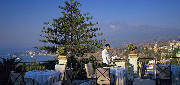 The Orient-Express Villa Sant'Andrea and Grand Hotel Timeo in Sicily welcome younger guests in 2012.