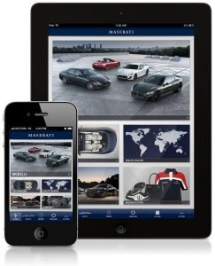 Specifically developed to ensure that all Maserati products and services are instantly available to view, the new app is divided into different sections. Maserati Passion showcases the entire product range and is enhanced with images, the unique roar of the Maserati V8 engine and technical rundowns. It also features a mini-configurator to create a tailor-made vehicle. The design can then be saved and used as a background on the user's device.