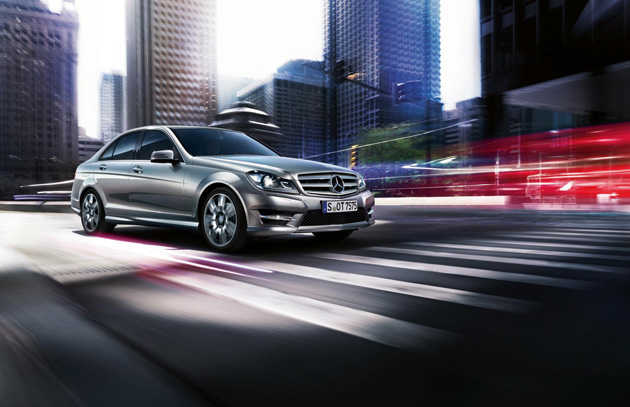 Mercedes-Benz has revealed a series of upgrades to the 2013 C-Class range, designed to appeal to both the corporate and retail markets.