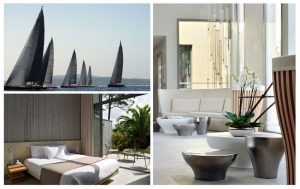 Experience Les Voiles de Saint-Tropez at the Hotel Sezz Saint-Tropez.