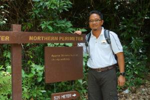 Shadham - The islands resident naturalist
