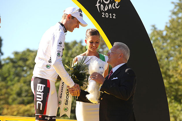 Czech car maker ŠKODA views its sponsoring of the Tour de France 2012 as a great success.