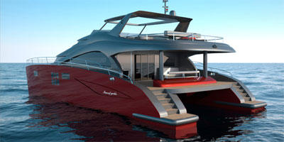 Sunreef Yachts displayed four yachts and premiered two at the Cannes International Boat Show 2012. 1