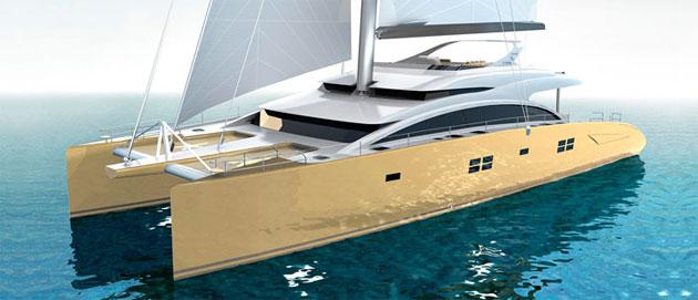 Sunreef Yachts explores superyacht segment with three new 80+ luxury catamarans.