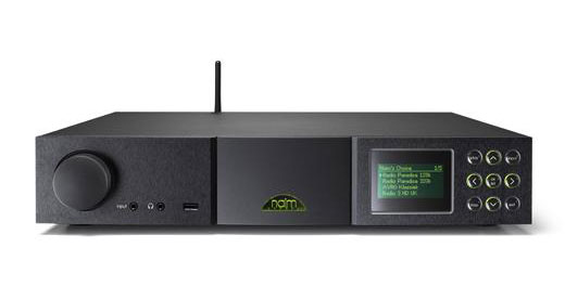 Naim's award-winning SuperUniti all-in-one audio-player