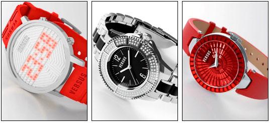 Versus by Versace Timepieces