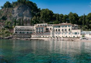 The Orient-Express Villa Sant'Andrea in Sicily welcome younger guests in 2012.