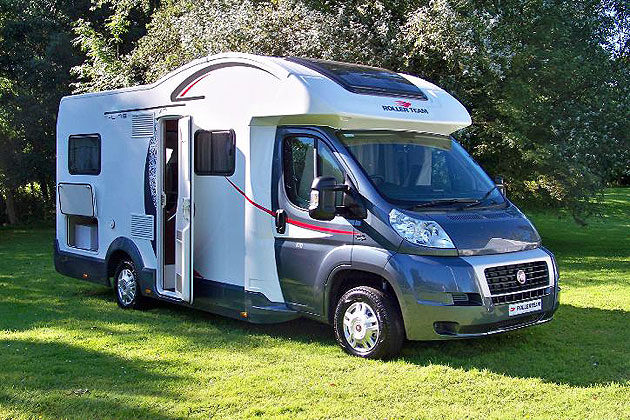 Roller Team launches new 2013 Motorhome range at this years prices.